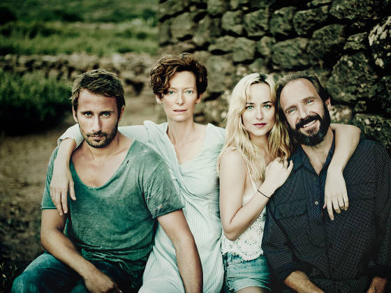 Cinema Release: A Bigger Splash