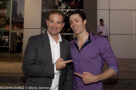 Chris Kellett and Austin Caffin