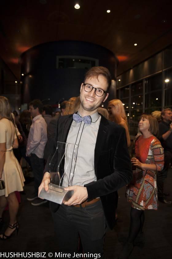 Jason Glenwright - Award winner for lighting