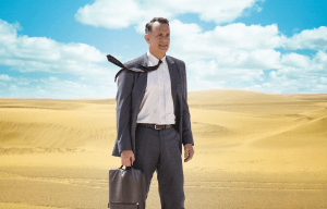 FIRST LOOK AT TOM HANKS IN 'A HOLOGRAM FOR THE KING'