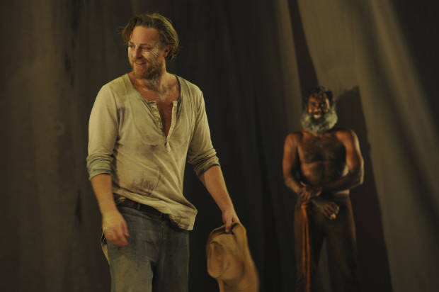 On Centre Stage  Review :  The Secret River
