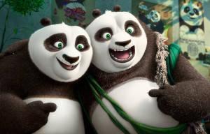 CINEMA RELEASE: KUNG FU PANDA 3