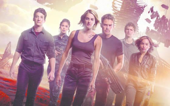 Cinema Release: The Divergent Series: Allegiant