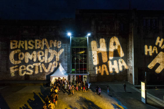 Brisbane Comedy Festival 2016 Record Crowds & Revenue