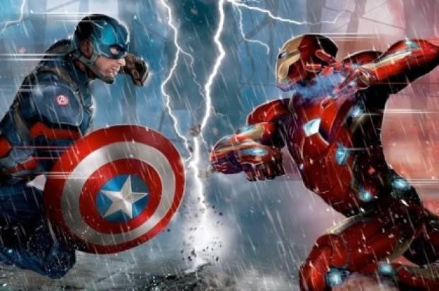 CINEMA RELEASE: CAPTAIN AMERICA: CIVIL WAR