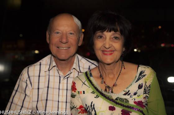 George Giosefri and Carmen Giosefri