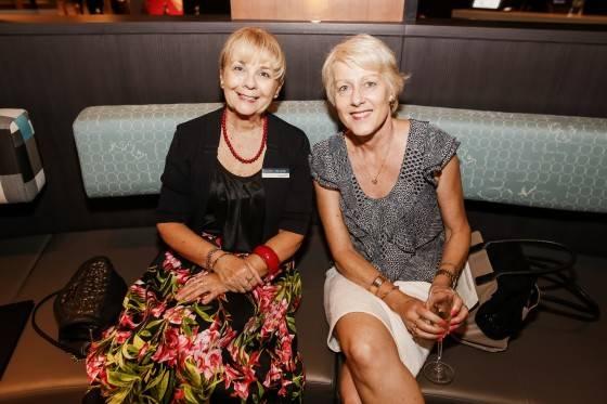 Julie Greer, Leanne Stewart
