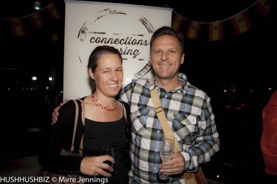 Lucy Redmond and Nicholas Redmond (Matador Club)