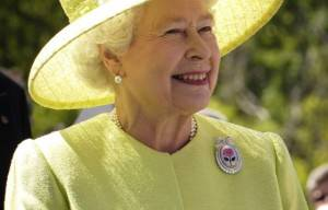 Happy Birthday To The Queen From Parliament