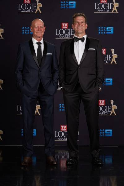 Gary Sweet and Rhys Muldoon (House Husbands)_