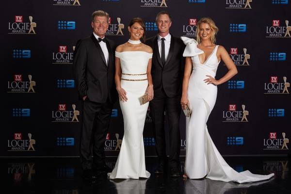 Michael Thomson, Emmy Kubanski, Tim McMillan, Scherri-Lee Biggs (Nine News Perth)_