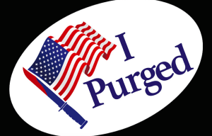 THE PURGE IS BACK FOR 'ELECTION YEAR'