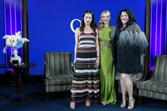 Zhu yi; Amanda Seyfried; Ashley Longshore