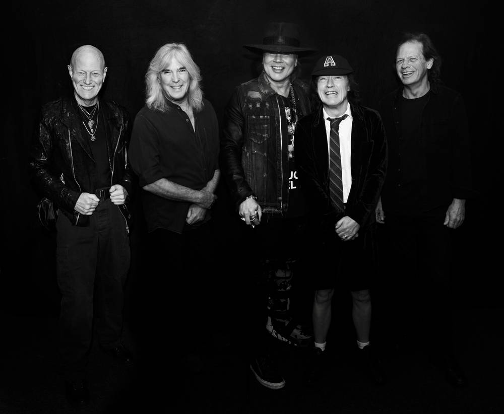 AC/DC ANNOUNCE FINAL LEG OF THEIR 'ROCK OR BUST' WORLD TOUR