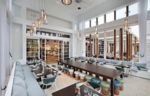 Jupiters' Kitchen & Bar Shortlisted International Design Award