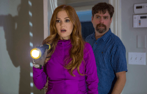 ISLA FISHER IS 'KEEPING UP WITH THE JONESES'
