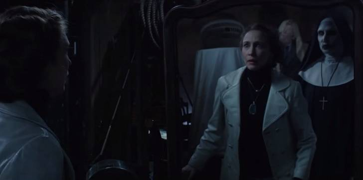 CINEMA RELEASE: THE CONJURING 2