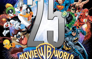 WARNER BROS. MOVIE WORLD CELEBRATES 25 YEARS OF MOVIE MAGIC