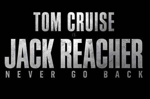 FIRST LOOK AT TOM CRUISE IN NEW 'JACK REACHER' FILM