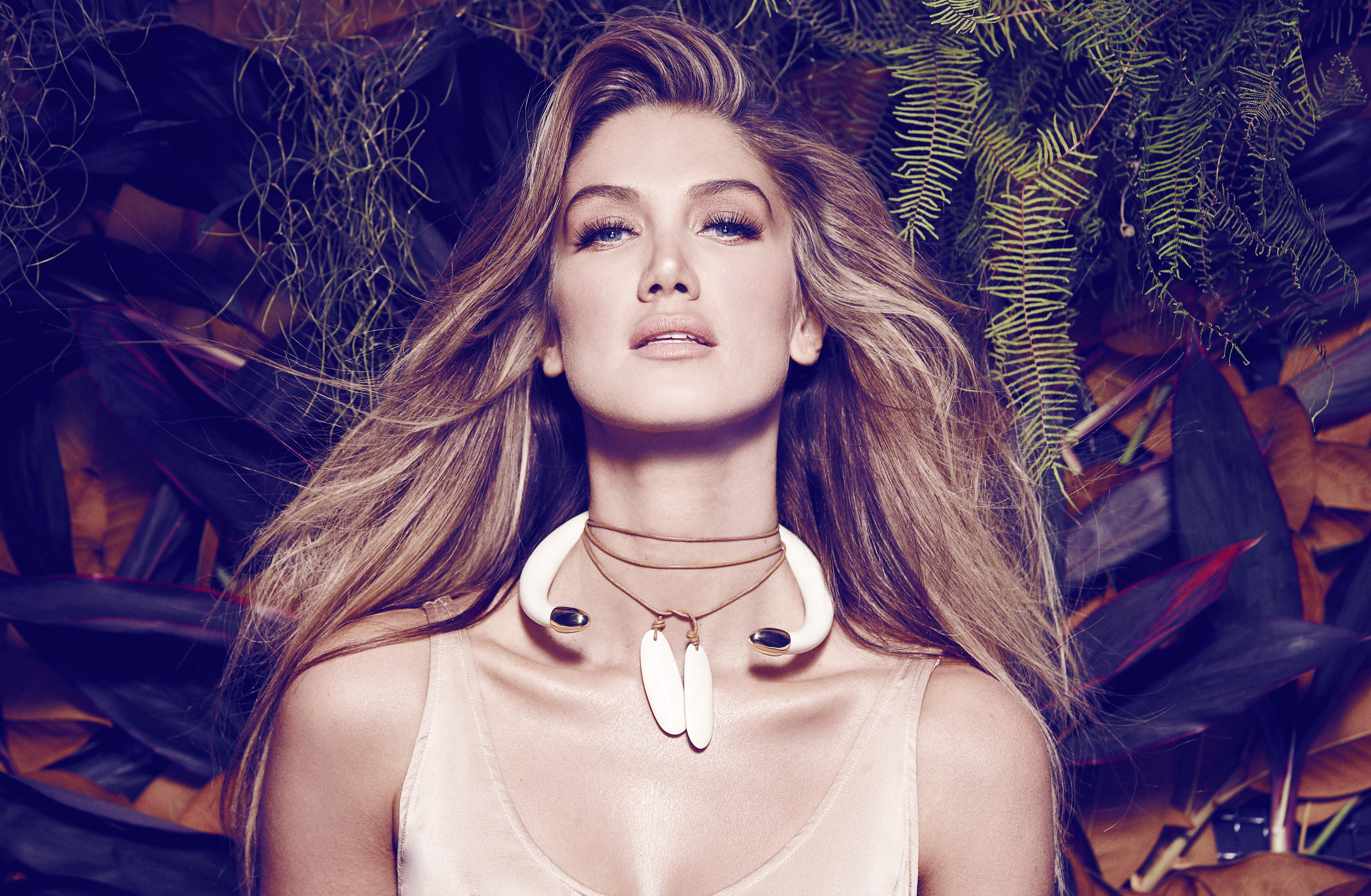 DELTA GOODREM WINGS OF THE WILD #1