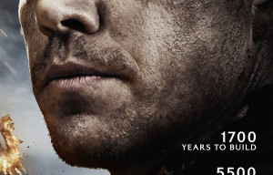 GET YOUR FIRST LOOK AT MATT DAMON IN 'THE GREAT WALL'