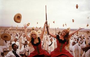 CATCH 'LES BLONDES' AT THE ALLIANCE FRANÇAISE CLASSIC FILM FESTIVAL