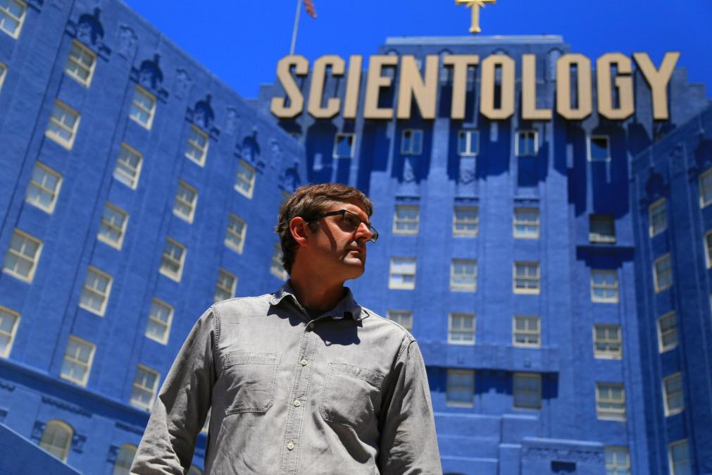 LOUIS THEROUX: MY SCIENTOLOGY MOVIE GETS LIMITED AUSTRALIAN RELEASE