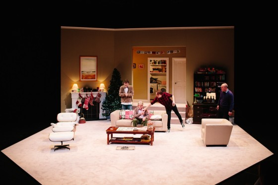 "Theatre Review :""Straight White Men"""