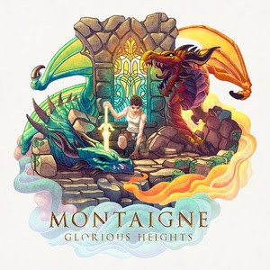 MUSIC ALERT:  MONTAGINE GLORIOUS HEIGHTS AND TOUR DATES