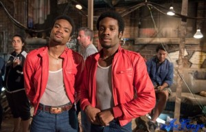 Baz Luhrmann New Dance Show –  The Get Down  And We Are On the Inside