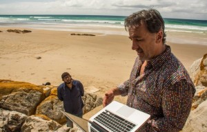 INDIE FILMMAKERS MIRKO GRILLINI AND KAUSHIK DAS PREPARE FOR NEW FILM PROJECT – ReFraction