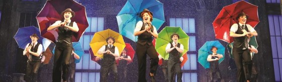 SINGIN' IN THE RAIN CAST TO APPEAR AT EVENT CINEMAS CHERMSIDE