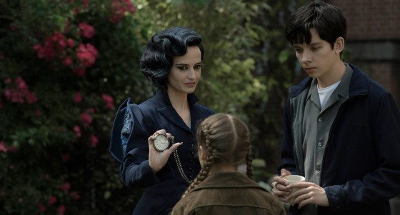 CINEMA RELEASE: MISS PEREGRINE'S HOME FOR PECULIAR CHILDREN