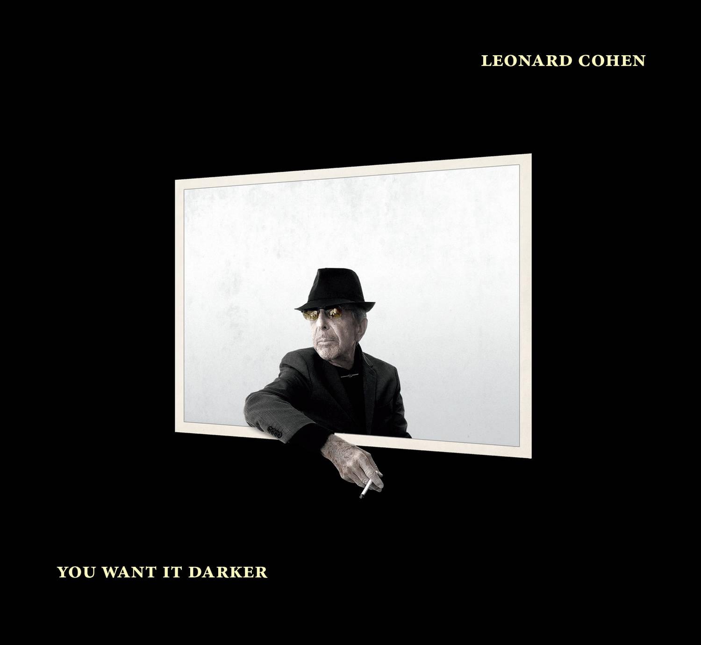 LEONARD COHEN'S  'YOU WANT IT DARKER (PAUL KALKBRENNER REMIX)' OUT NOW