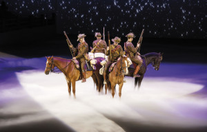 Australian Outback Spectacular Salute to the Light Horse