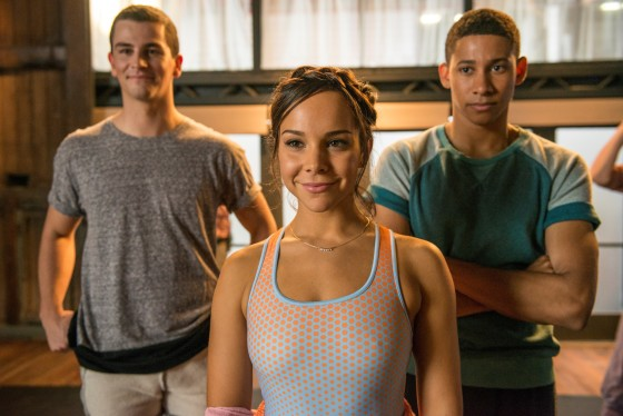 First Look Images and Video from new Dance Academy Film