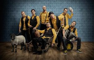 Spotlight Interview with Seven Piece Bosnian Band Dubioza Kolektiv