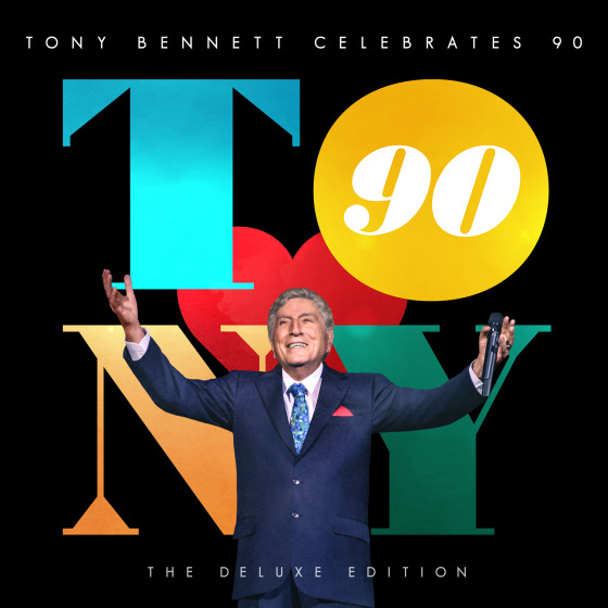 Tony Bennett Celebrates 90 Worldwide Release