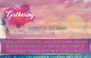 BRAND NEW MUSIC FESTIVAL AUSTRALIA DAY GOLD COAST