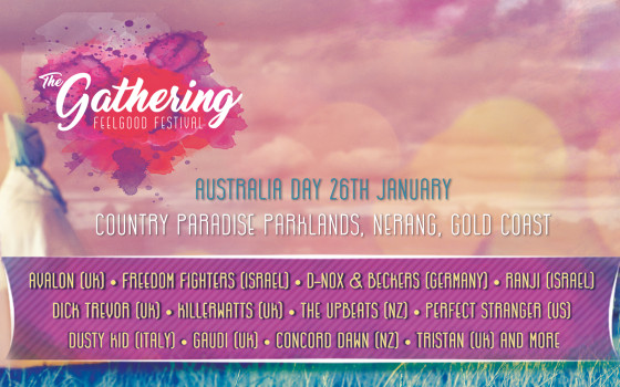 BRAND NEW MUSIC FESTIVAL AUSTRALIA DAY GOLD COAST