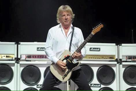 Rick Parfitt Rock Veteran Of Status Quo Dies At 68