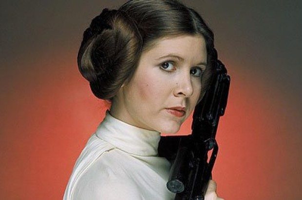 ACTRESS WRITER  CARRIE FISHER HAS DIED AT 60