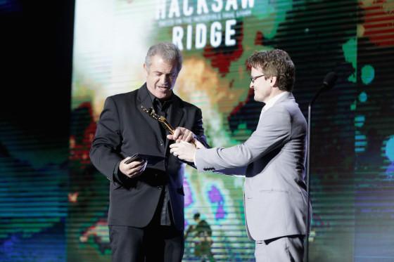 Mel Gibson;Damon Herriman