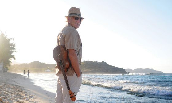 BLUESFEST SCORES EXCLUSIVE AUSTRALIAN JIMMY BUFFETT AND THE CORAL REEFERS PERFORMANCE FOR 2017!