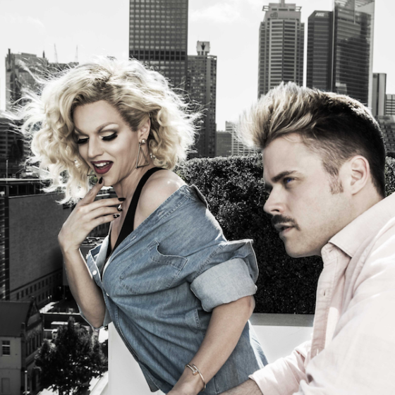 Bielfield Releases New Single 'Dance Again' ft. Courtney Act
