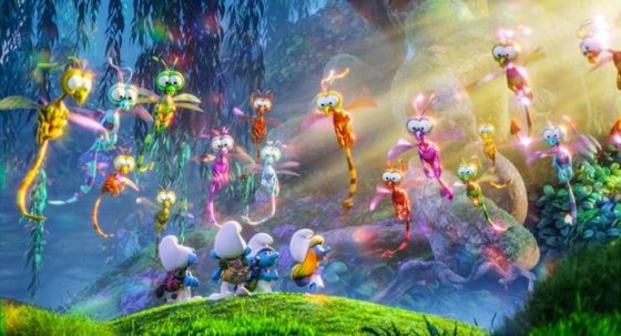 NEW TRAILER FOR SMURFS: THE LOST VILLAGE