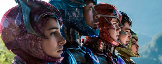 CINEMA RELEASE: POWER RANGERS