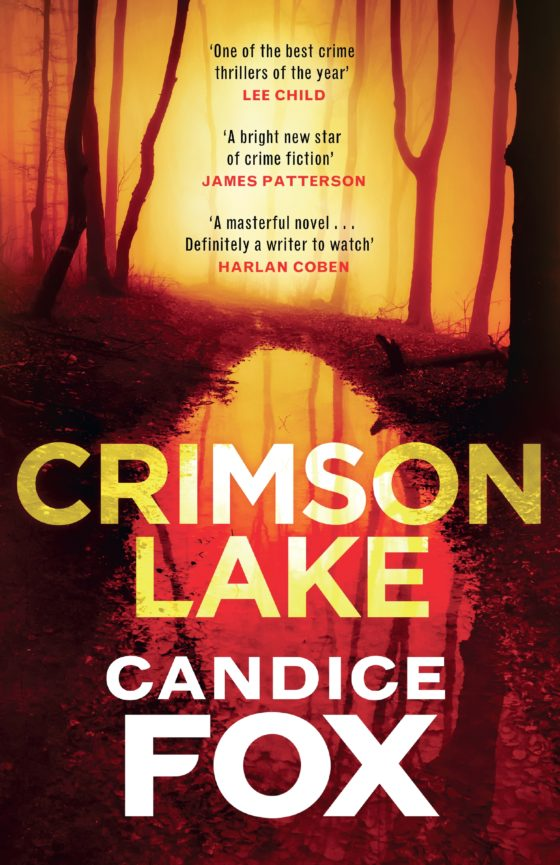 Book Reviews :Crimson Lake by Candice Fox