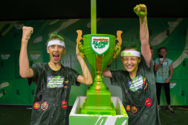 NICKELODEON'S SLIME CUP RETURNS FOR A SECOND SEASON OF SLIME-FILLED ADVENTURE