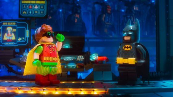 CINEMA RELEASE: THE LEGO BATMAN MOVIE